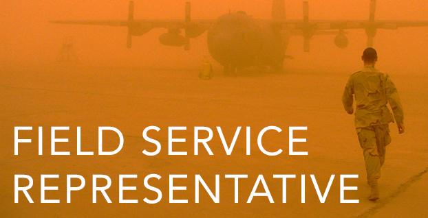 Field Service Representatives