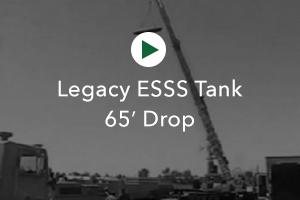 Legacy ESSS Tank Drop