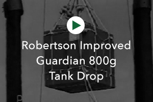 Robertson Improved Guardian 800 Tank Drop